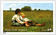 Winslow Homer Stamp